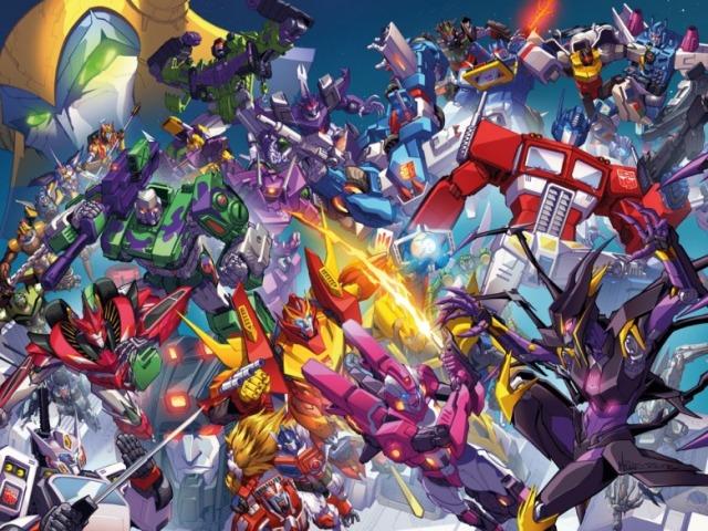 Você realmente conhece a franquia Transformers? Parte 1.