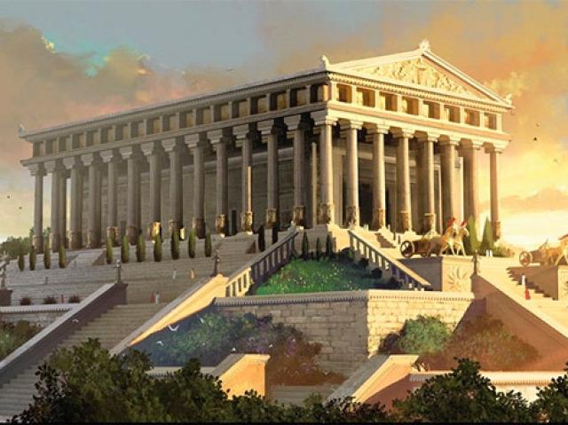 De qual deus grego você seria aprendiz?