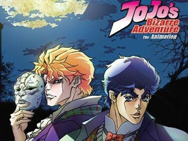 Você conhece JoJo's Bizarre Adventure?