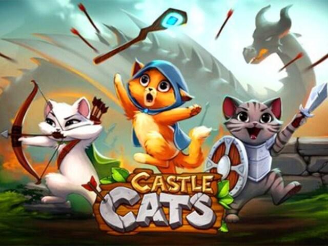 Qual gato você é em Castle Cats?